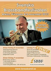 Svenska Brassbandfestivalen 2013