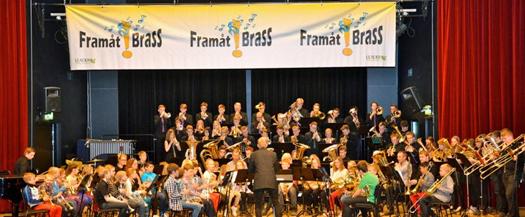 Framåt Brass