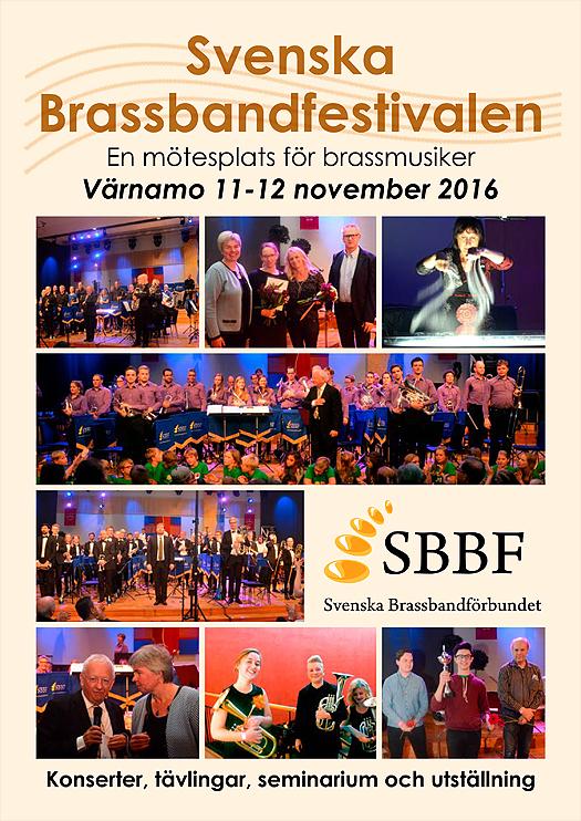 Program-Brassbandfestivalen